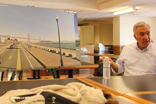 A conversation with Art Agnos, a Mayor of San Francisco