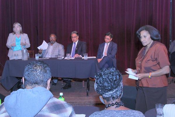 Black Leadership Community Forum on Prisoner Re-Entry